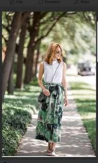 Anne Blouse Skirt Set