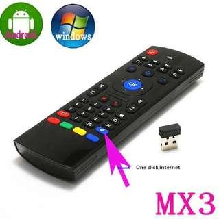 Air mouse air Mouse Remote Control Android Remote Control air Mouse Infrared air Mouse