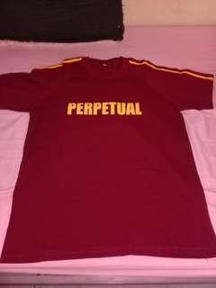 Perpetual Help Maroon Shirt