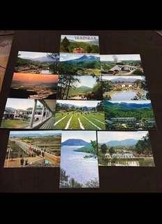 China Stamp - 韶山 明信片(第一版 1st Press) SHAOSHAN Post card / Postcard 中国邮票 1971