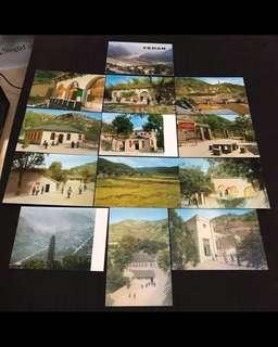 China Stamp - 延安 明信片(第一版 1st Press) YENAN Post card / Postcard 中国邮票 1971