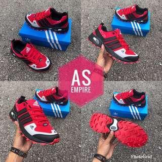 Kasut Hiking Adidas Size 41-45
