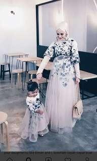 losravelda princess dress tutu (mother sold)