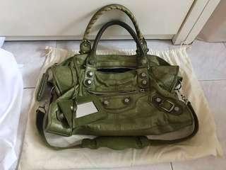 Balenciaga part time shoulder bag
