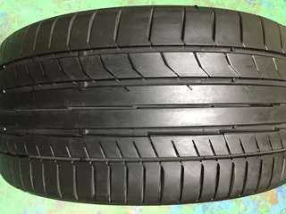 225/40/18 , 245/35/18 ContiSportContact 5 Tyres On Offer Sale