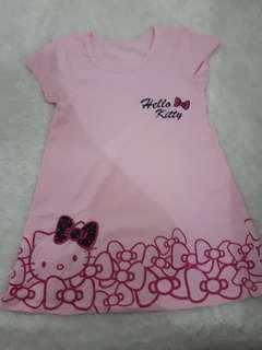 Hello Kitty Pajama Dress