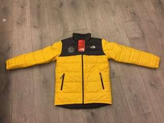 North face Northface 雙面 㧓毛 外套 極厚 極暖 Patagonia Montbell