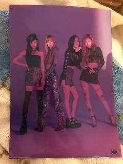 LF BlackPink Japan In Your Area PO Benefit File