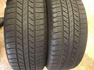 235/55/19 Goodyear Used tyre