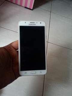Samsung J7 Duos Barter/Tt