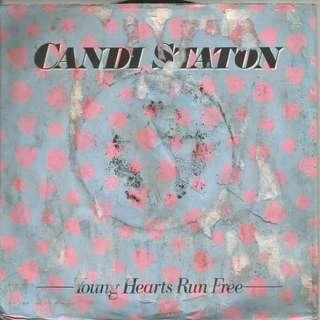 CANDI STATION - Young hearts run free