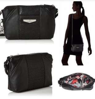 Limited Edition Kipling Leather Art XS Slingbag