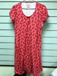 🚚 現貨媽媽餵 mamaway 迪士尼棉感孕哺長版洋裝 哺乳衣 孕婦裝 哺乳洋裝 孕婦洋裝