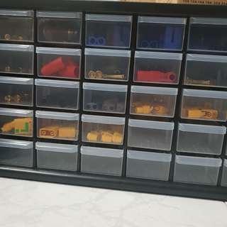 Assorted Connectors