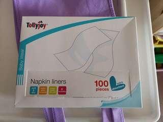 Tollyjoy Napkin Liners #cny888