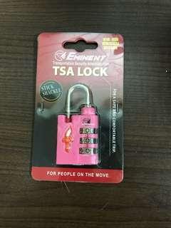 🚚 全新現貨 海關專用TSA LOCK 三碼密碼海關鎖