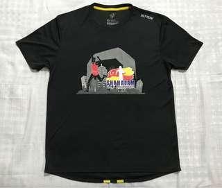 Shah Alam Half Marathon 2017 Finisher T-Shirt