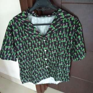 Blouse Herspot one size