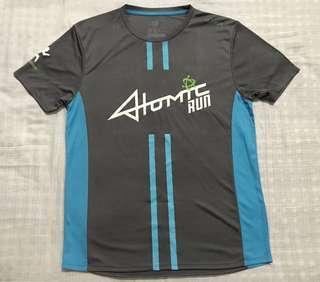 Running T-Shirt - Atomic Run 50KM Finisher T-Shirt