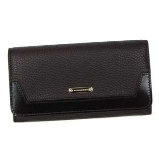 BN Burberry Women's LBT LS Penrose Long Leather Wallet (Dark Brown) 3855602 [FINAL CLEARANCE]