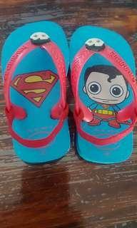 Havainas sandal superman