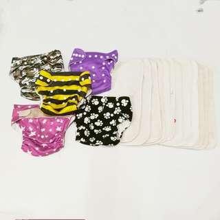 Korea Diaper pants