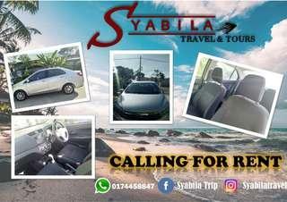 SYABILA CAR RENTAL (ALOR SETAR)