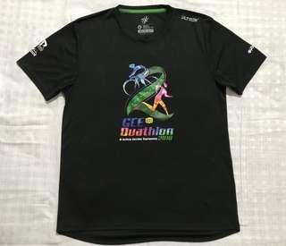 GCE Duathlon 2018 Finisher T-Shirt