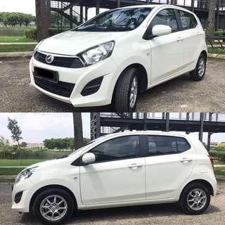 Perodua Axia Auto - Sewa Murah 0172091737