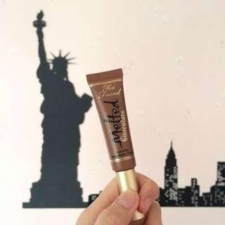 Too Faced Melted Chocolate Liquified Long Wear Lipstick - Chocolate Honey
