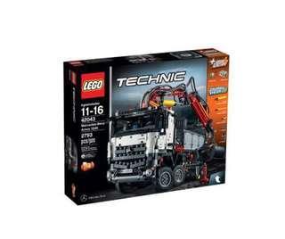 Lego Mercedes Benz Arica 3245