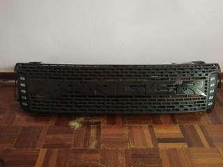 Ford ranger t6 Front GRILL with led