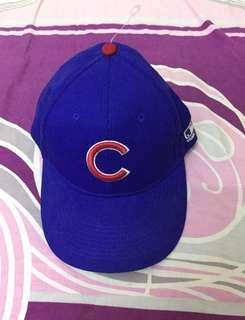 100% original MLB baseball team Chicago Cubs cap