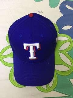 100% original MLB baseball team Texas Rangers cap