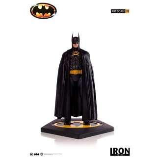 Pre-Order for Batman Art Scale 1/10 - Batman (1989)