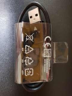 🚚 【全新】LG  Micro 原廠充電短線