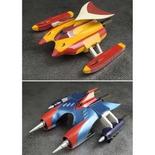 Pre-Order for Dynamite Action! - Marine & Drill Spazers Set