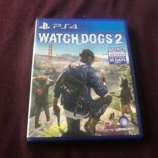 Watchdog 2 PS4