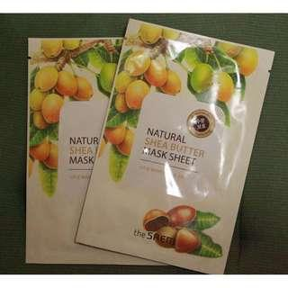 The Saem Natural Sheet Mask