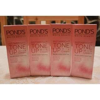 POND'S Instabright Tone Up Milk Cream (40gr)