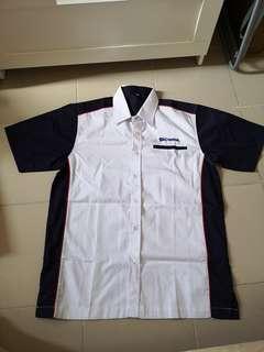 Nestle Corporate Shirt (White) #precny60 #cny888