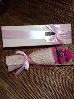 香皂康乃馨花束禮盒 香味四溢