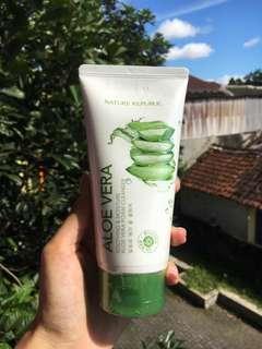 Nature republic Aloe Vera Foam Cleanser New