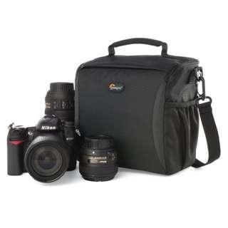 🚚 Lowepro Format 160 Shoulder Camera Bag