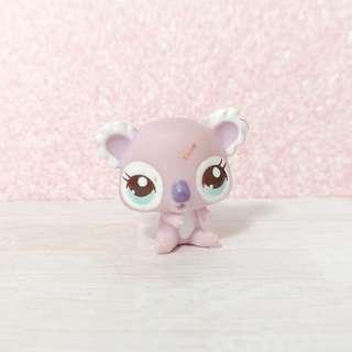 Littlest Pet Shop lps baby koala