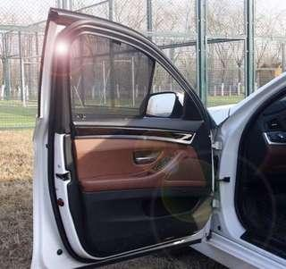 <Sales> Customised Magnectic sunshades