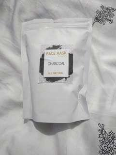Organic Mask - Charcoal