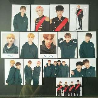 [WTS] Seventeen Arena tour in Japan trading card