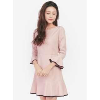 Yoco Korean Dress by Zalora
