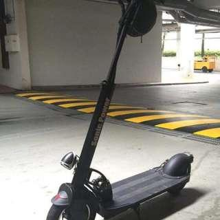 Sonic Power E-Scooter